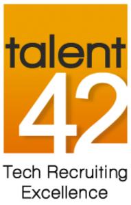 Talent42 Logo Vertical