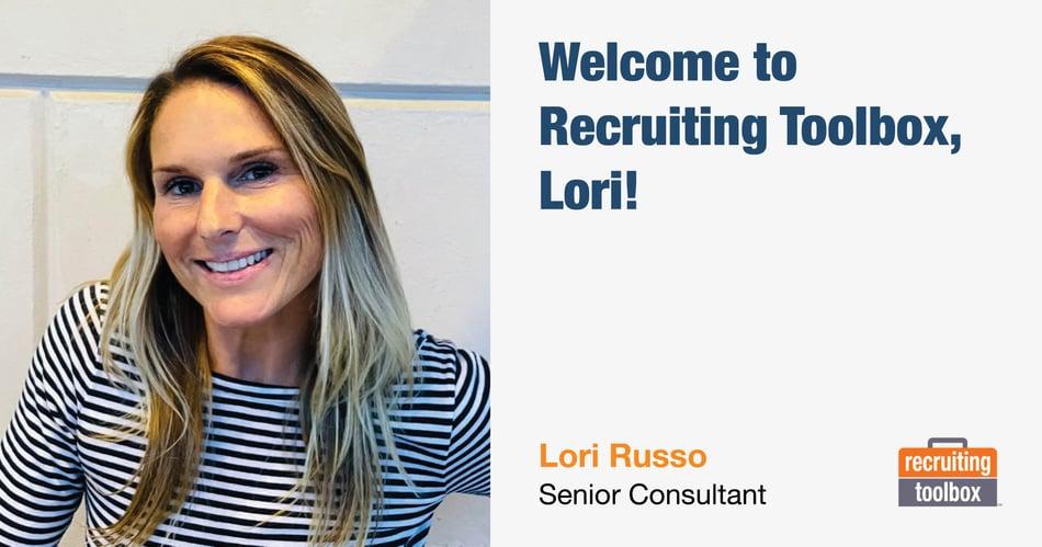 Welcome Lori-1